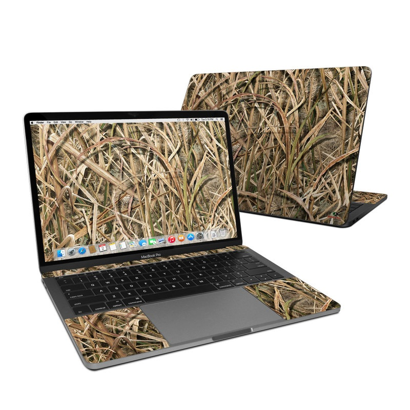Shadow Grass Blades MacBook Pro 13-inch Skin