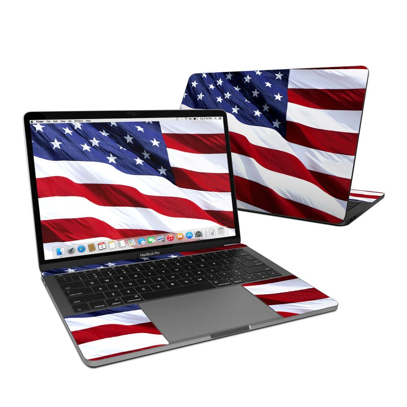 Patriotic MacBook Pro 13-inch (2016) Skin