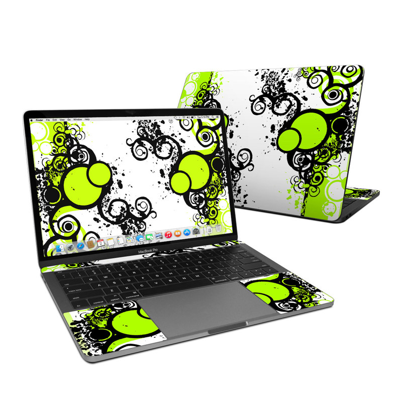 Simply Green MacBook Pro 13-inch Skin