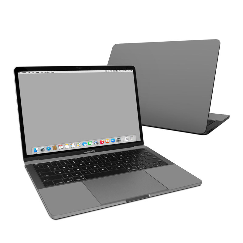 Solid State Grey MacBook Pro 13-inch (2016) Skin