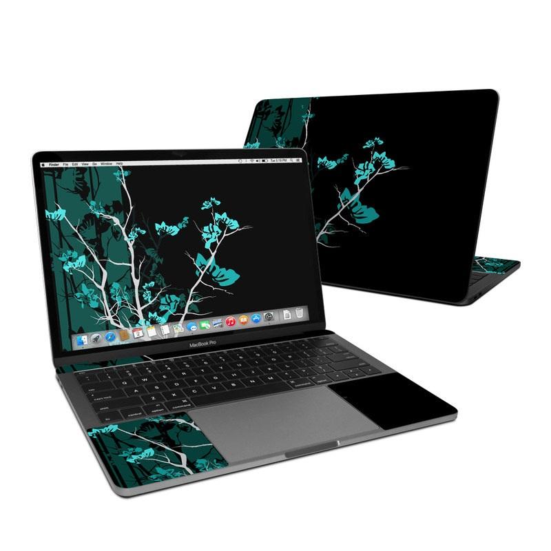 Aqua Tranquility MacBook Pro 13-inch Skin
