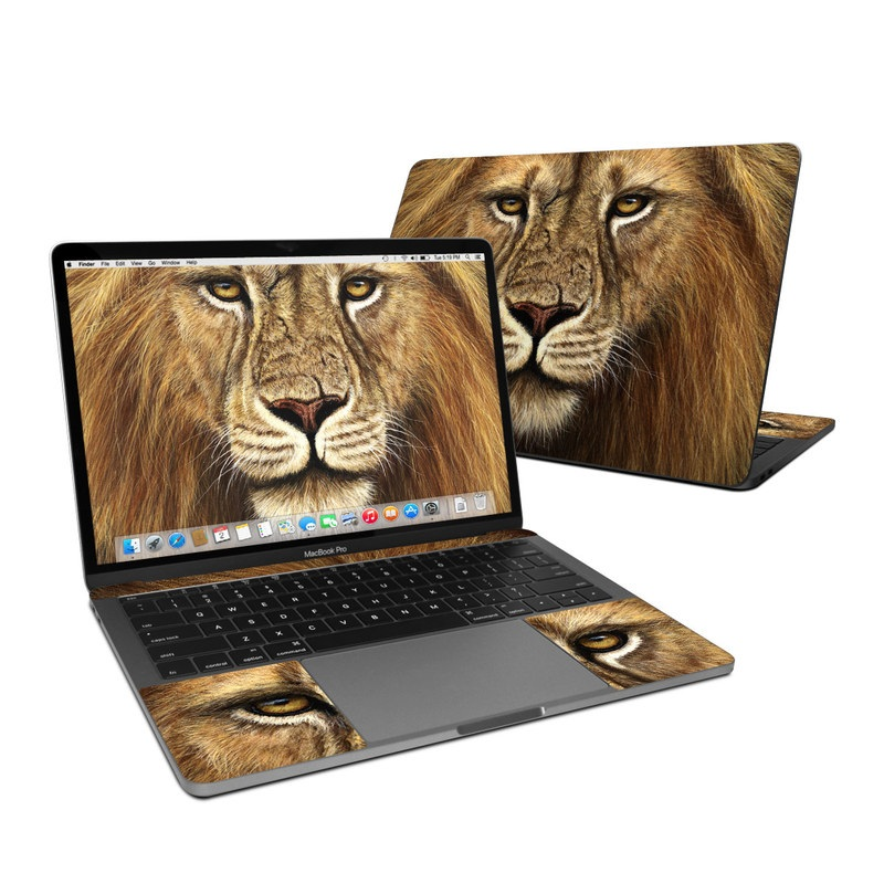 Warrior MacBook Pro 13-inch Skin
