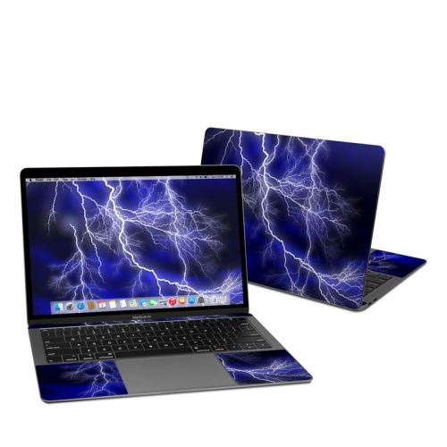 Apocalypse Blue MacBook Air 13-inch Skin