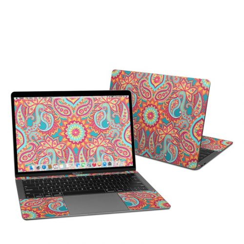Carnival Paisley MacBook Air 13-inch Skin
