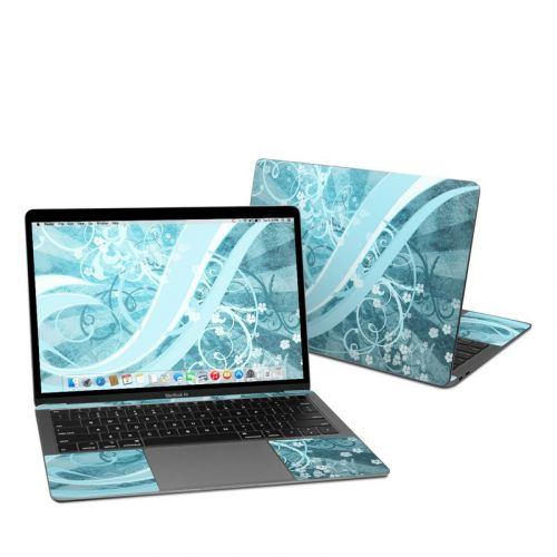 Flores Agua MacBook Air 13-inch Skin
