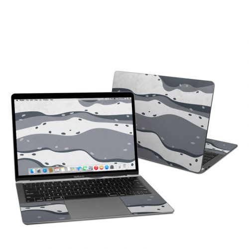 Jet Blast MacBook Air Pre 2020 13-inch Skin