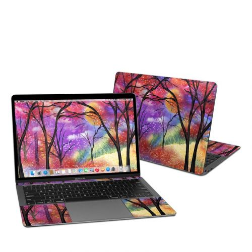 Moon Meadow MacBook Air 13-inch Skin