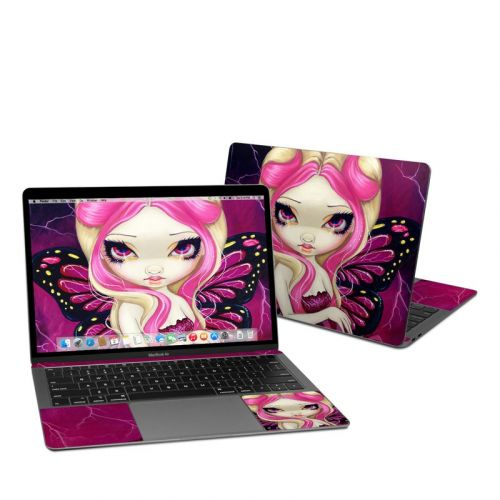 Pink Lightning MacBook Air Pre 2020 13-inch Skin