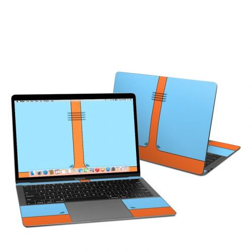 Retro Racer MacBook Air Pre 2020 13-inch Skin
