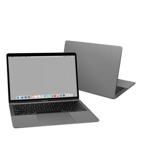 Solid State Grey MacBook Air 13-inch Skin