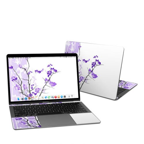 Violet Tranquility MacBook Air 13-inch Skin