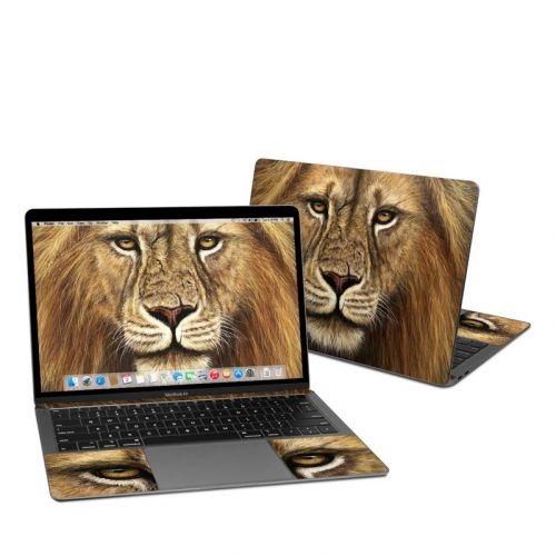Warrior MacBook Air Pre 2020 13-inch Skin