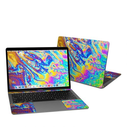 World of Soap MacBook Air 13-inch Skin