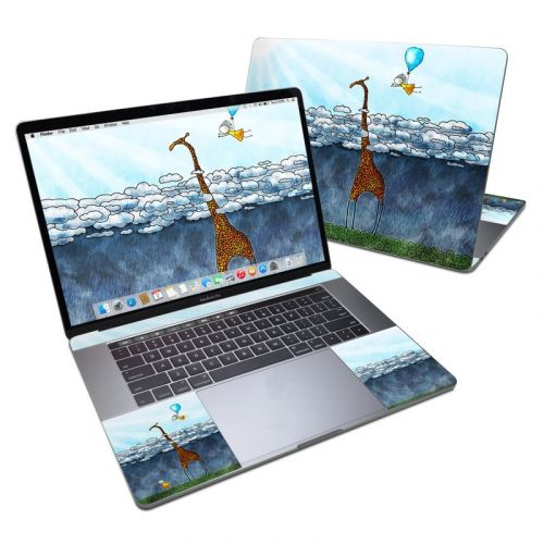 Above The Clouds MacBook Pro 15-inch (2016) Skin