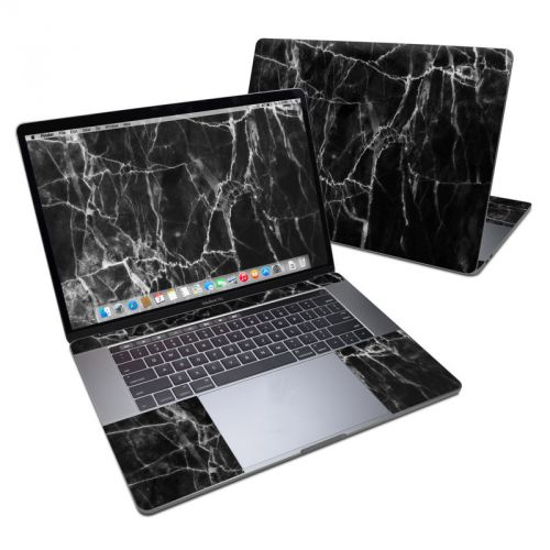 Black Marble MacBook Pro 15-inch (2016) Skin
