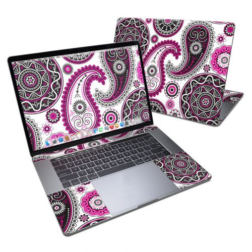 Boho Girl Paisley MacBook Pro 15-inch (2016) Skin