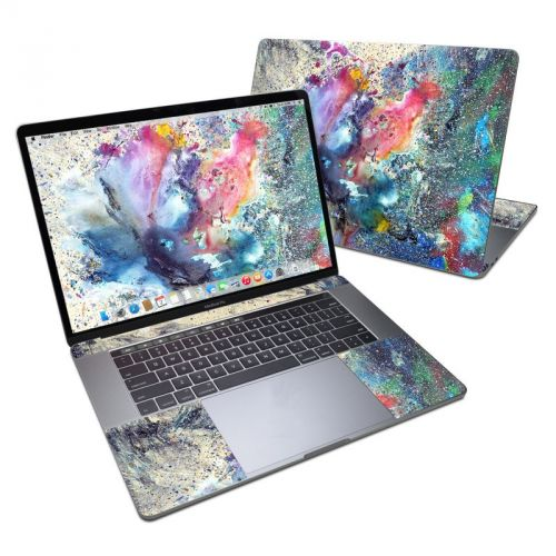 Cosmic Flower MacBook Pro 15-inch Skin