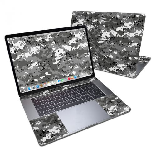 Digital Urban Camo MacBook Pro 15-inch (2016) Skin