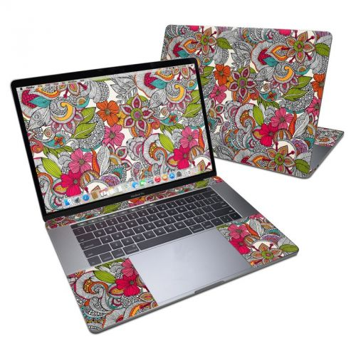 Doodles Color MacBook Pro 15-inch (2016) Skin