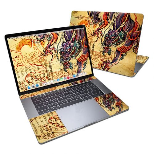 Dragon Legend MacBook Pro 15-inch (2016) Skin