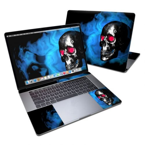 Demon Skull MacBook Pro 15-inch Skin