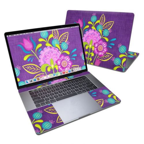 Floral Bouquet MacBook Pro 15-inch (2016) Skin