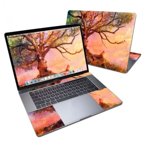 Fox Sunset MacBook Pro 15-inch Skin