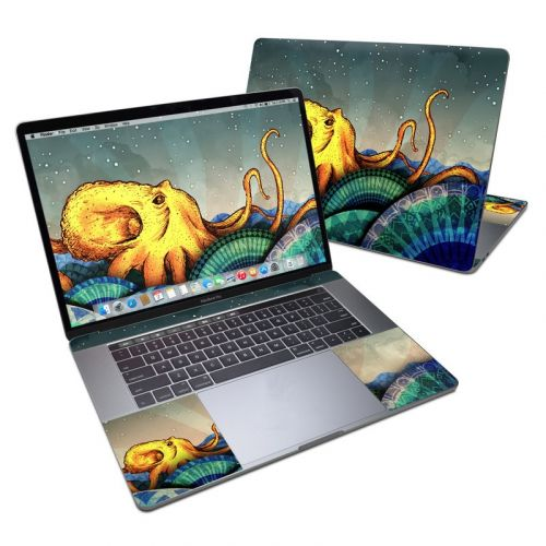 From the Deep MacBook Pro 15-inch Skin