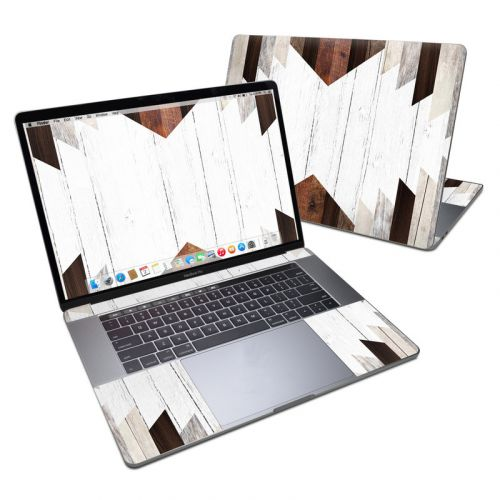 Geo Wood MacBook Pro 15-inch Skin