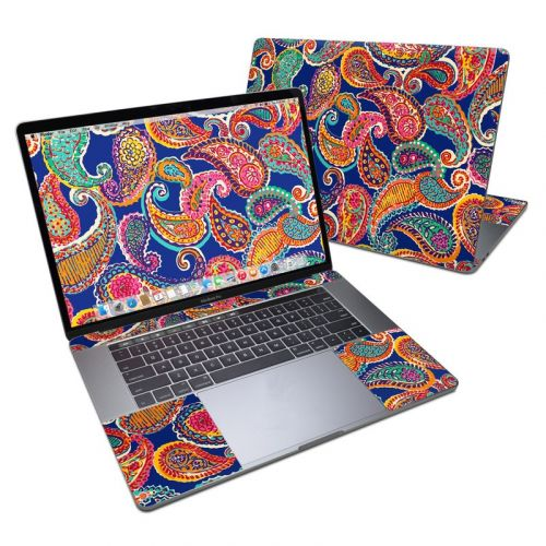 Gracen Paisley MacBook Pro 15-inch Skin