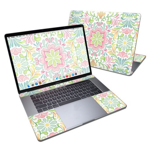 Honeysuckle MacBook Pro 15-inch (2016) Skin