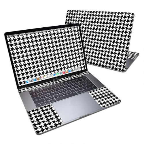 Houndstooth MacBook Pro 15-inch (2016) Skin