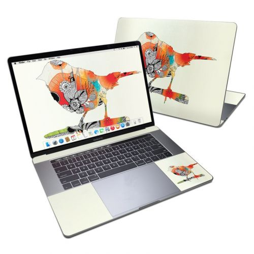 Little Bird MacBook Pro 15-inch Skin