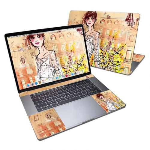 Mimosa Girl MacBook Pro 15-inch (2016) Skin