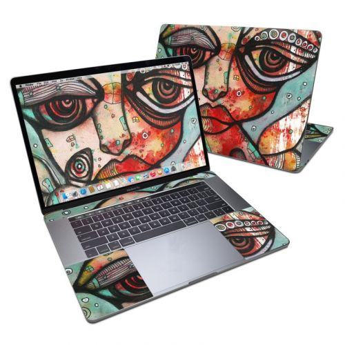 Mine MacBook Pro 15-inch (2016) Skin