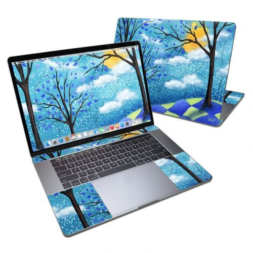 Moon Dance Magic MacBook Pro 15-inch (2016) Skin