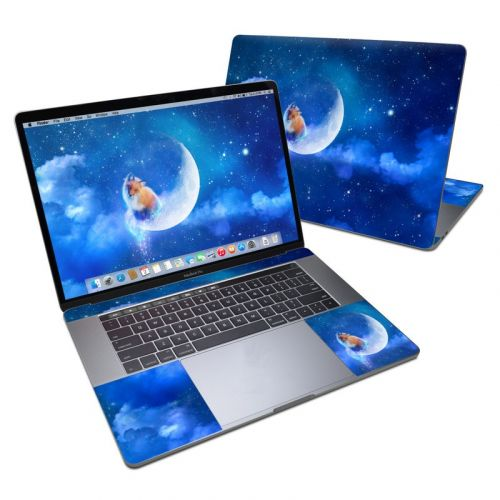 Moon Fox MacBook Pro 15-inch (2016) Skin