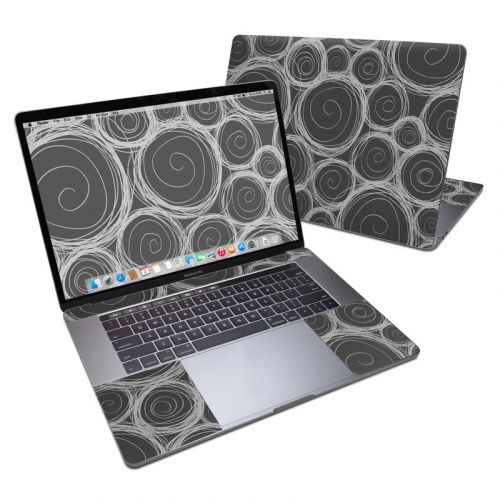 My Spiral MacBook Pro 15-inch Skin