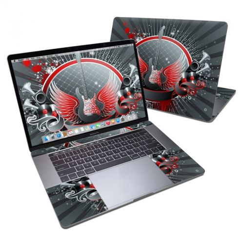 Rock Out MacBook Pro 15-inch (2016) Skin