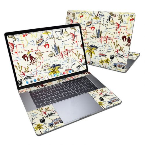 Road Trip MacBook Pro 15-inch (2016) Skin
