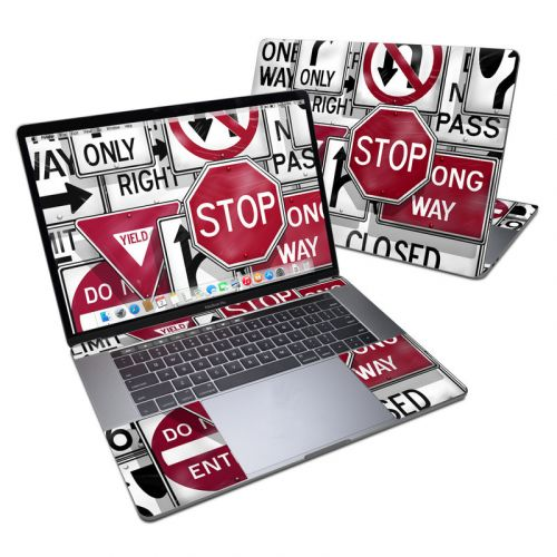 Signs MacBook Pro 15-inch (2016) Skin