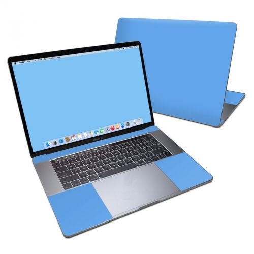 Solid State Blue MacBook Pro 15-inch (2016) Skin