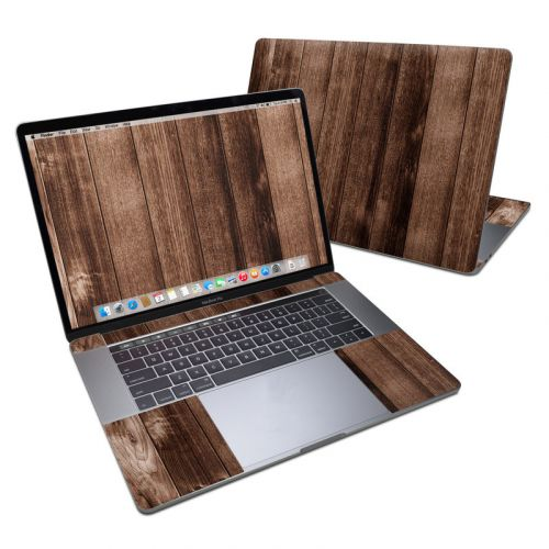 Stained Wood MacBook Pro 15-inch (2016) Skin