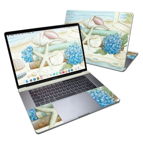 Stories of the Sea MacBook Pro 15-inch (2016) Skin