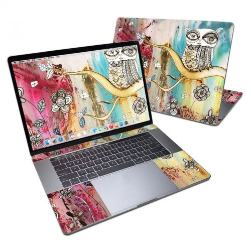 Surreal Owl MacBook Pro 15-inch (2016) Skin