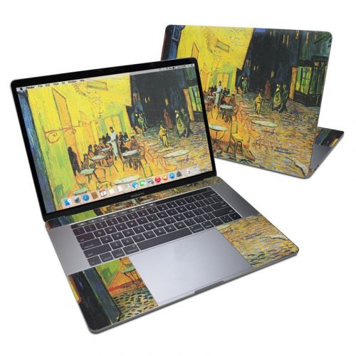Cafe Terrace At Night MacBook Pro 15-inch (2016) Skin