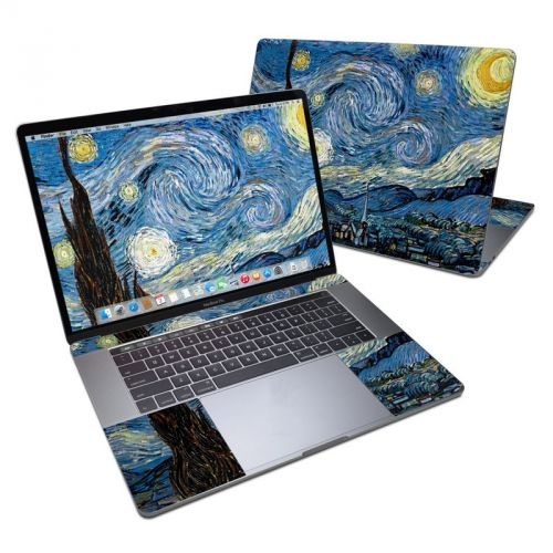 Starry Night MacBook Pro 15-inch (2016) Skin
