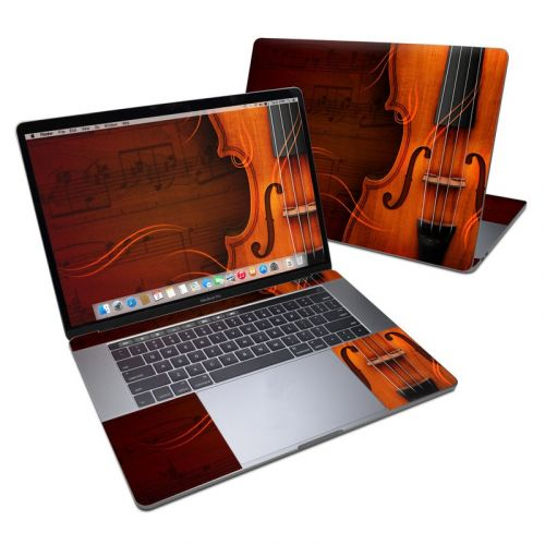 Violin MacBook Pro 15-inch Skin