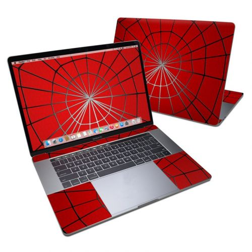 Webslinger MacBook Pro 15-inch Skin