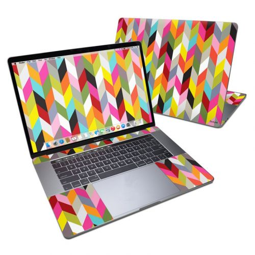 Ziggy Condensed MacBook Pro 15-inch Skin